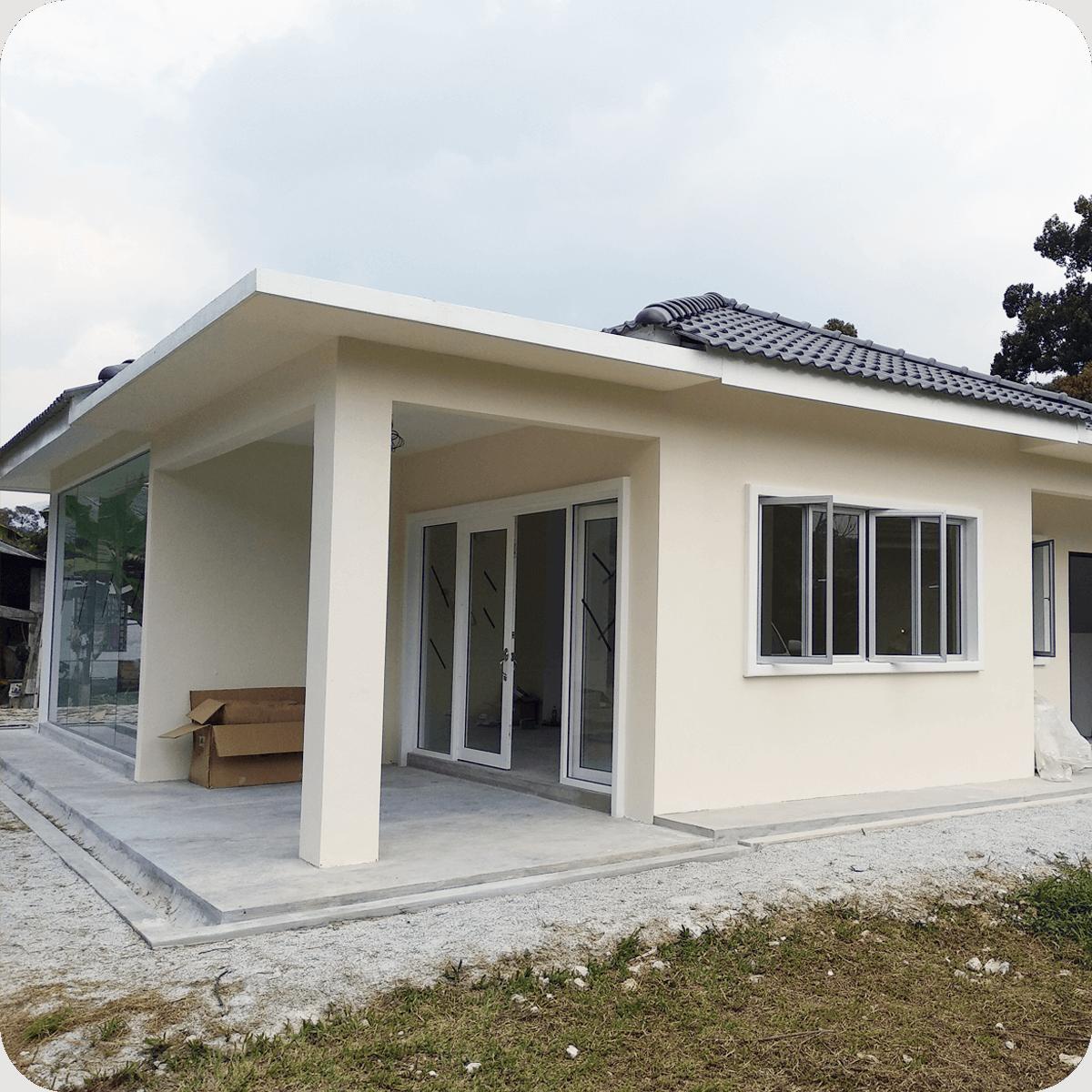 Rumah IBS   Kontraktor Bina Rumah IBS (LPPSA, KWSP & Tunai) 16