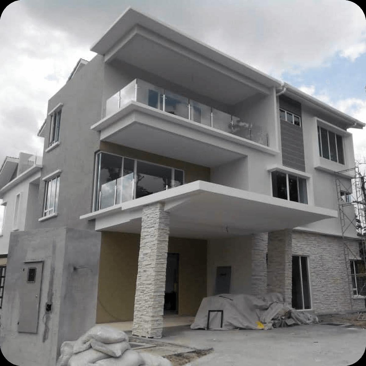 Rumah IBS   Kontraktor Bina Rumah IBS (LPPSA, KWSP & Tunai) 15