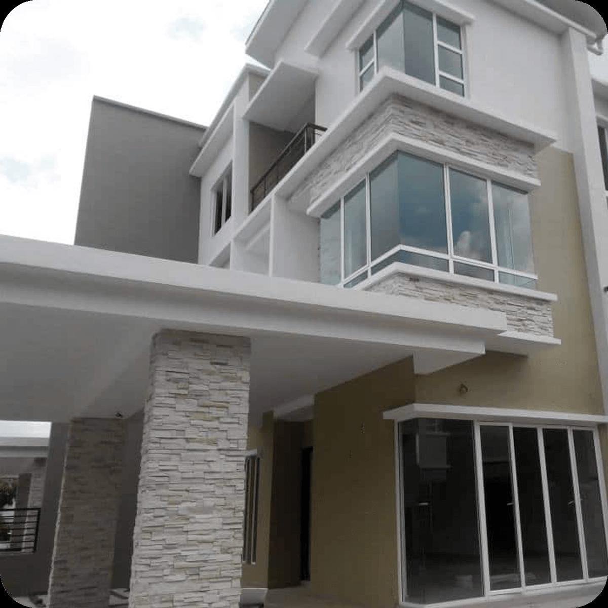 Rumah IBS   Kontraktor Bina Rumah IBS (LPPSA, KWSP & Tunai) 14
