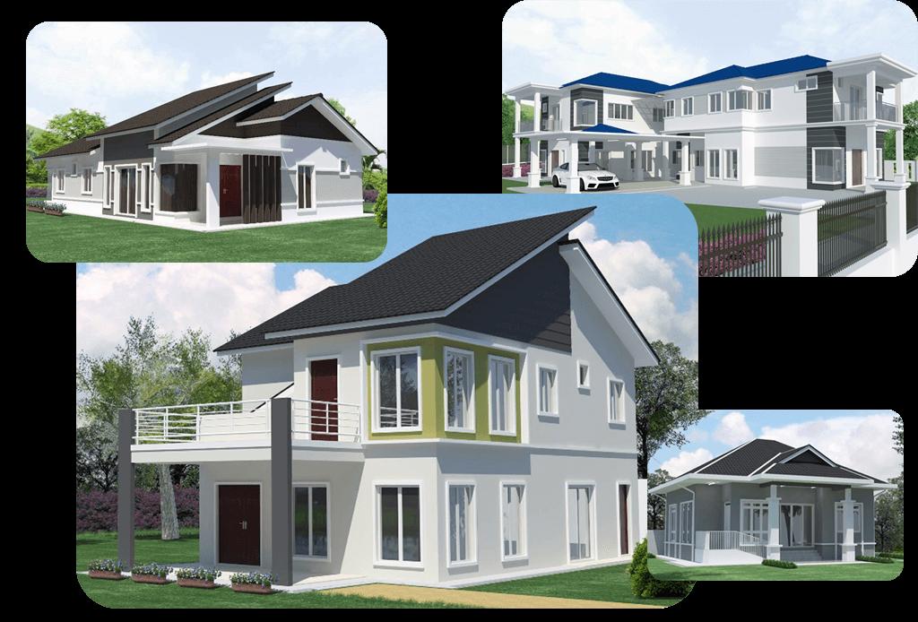 Rumah IBS   Kontraktor Bina Rumah IBS (LPPSA, KWSP & Tunai) 11