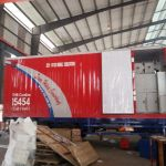 40 ft Container Insulation